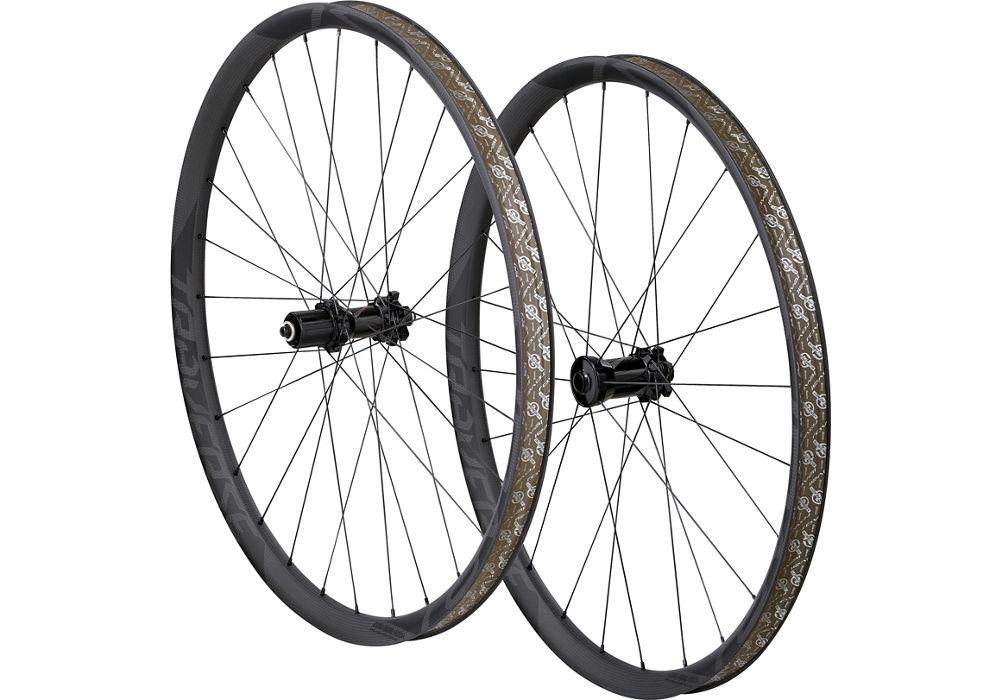Roval Hjulset, Traverse Fattie SL 650b, Carbon Rim/svart