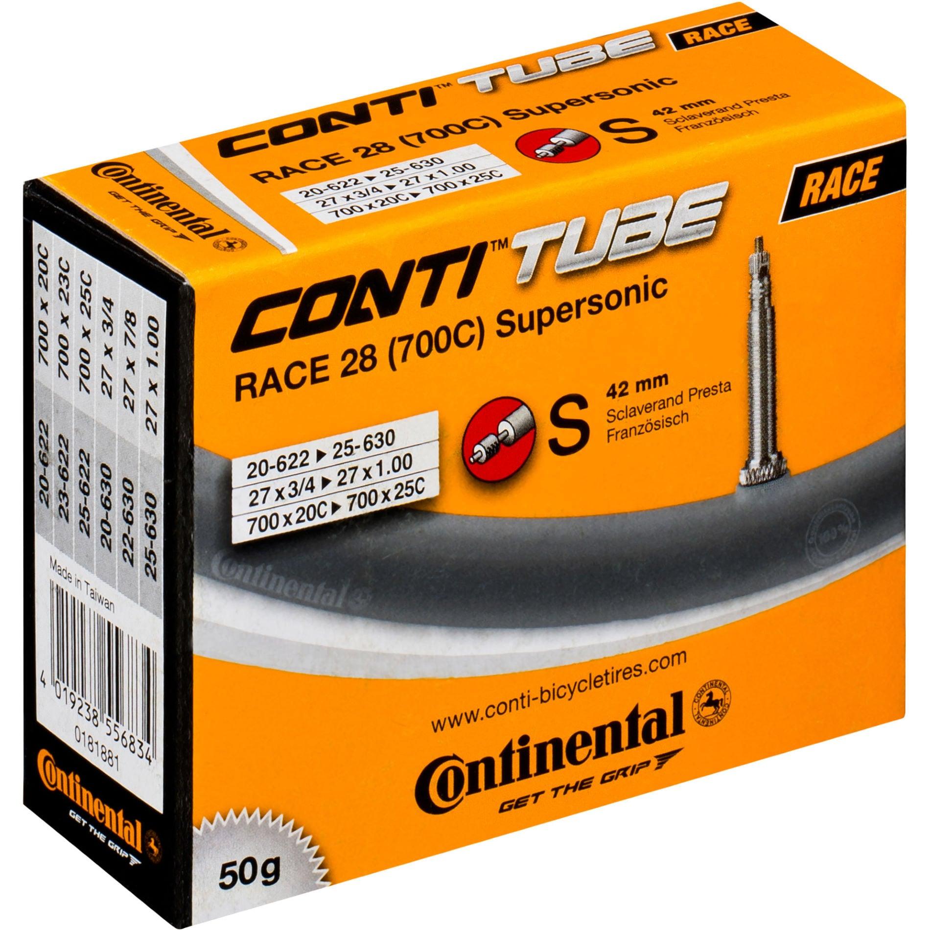 Continental Slang, Race 28 (700C) Supersonic, Presta