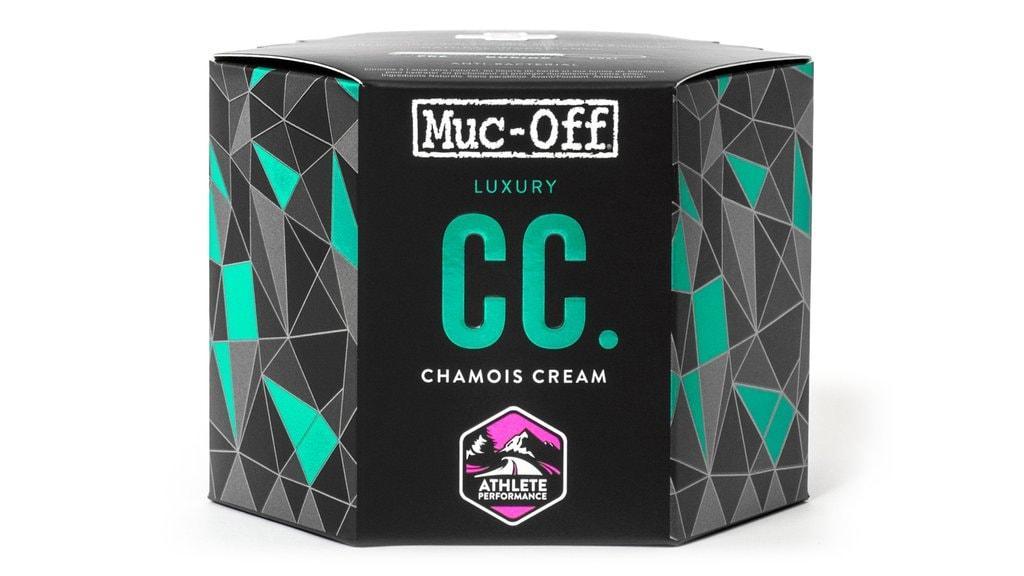 Muc-Off Kroppsvård, Luxury Chamois Cream, 250 ml