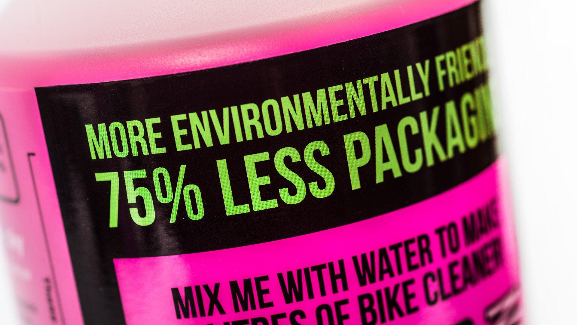 Muc-Off Rengöring, Bike Cleaner Concentrate, Diverse Volymalternativ