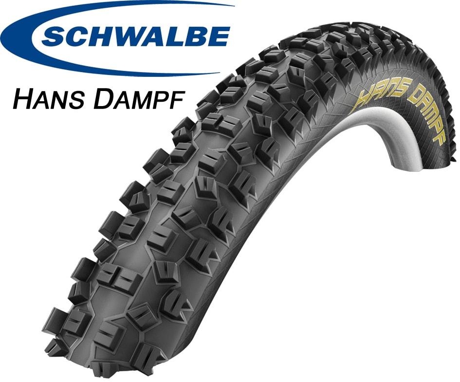 Schwalbe Däck, Hans Dampf Trailstar SS TL-Ready 27.5, Diverse Breddalternativ