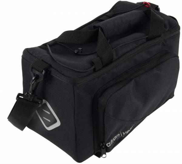 Atran Velo Packväska, Zap Top - AVS, Black