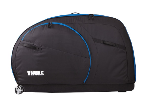 Thule Cykelväska, RoundTrip Traveler, Svart/Blå