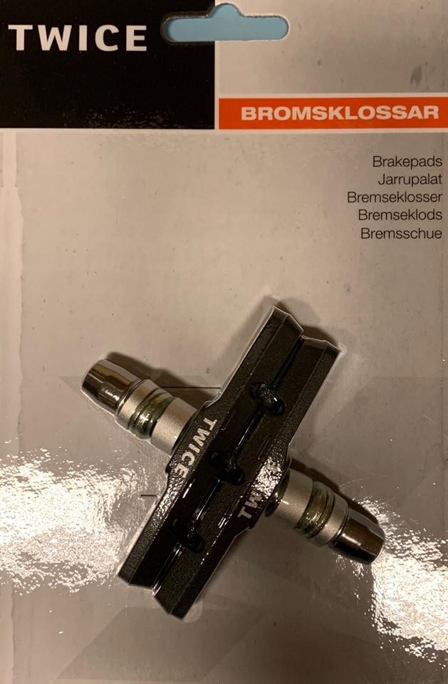 Twice Bromsbelägg, V-Broms