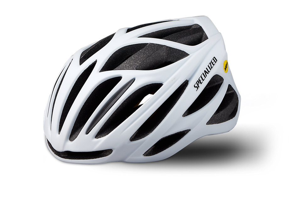 Specialized Hjälm, Echelon II, Matte White