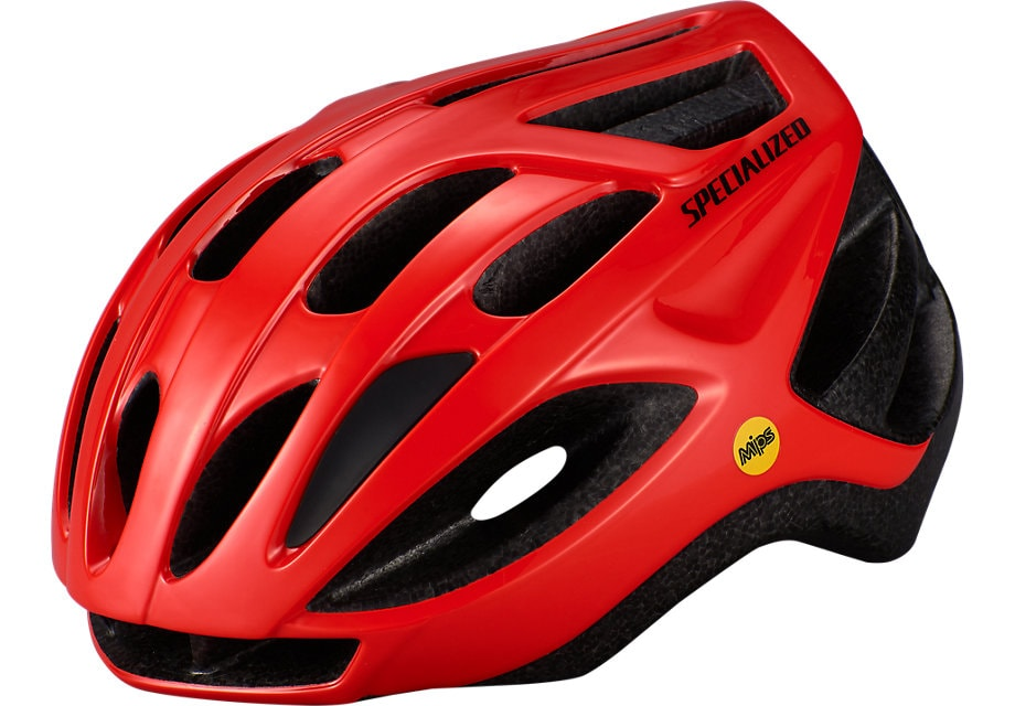 Specialized Hjälm, Align, Rocket Red