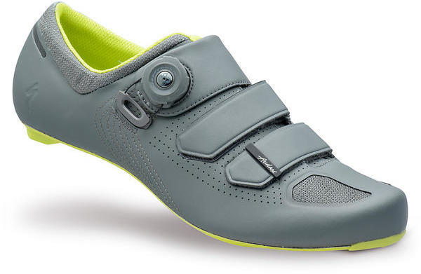 Specialized Sko, Audax Road, Warm Charcoal/Hyper Green