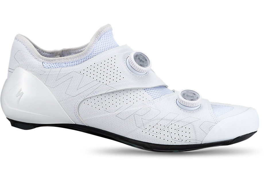 Specialized Sko, Ares Road S-Works, White