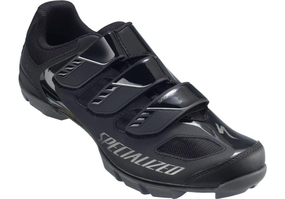 Specialized Sko, Sport MTB, Svart/grå