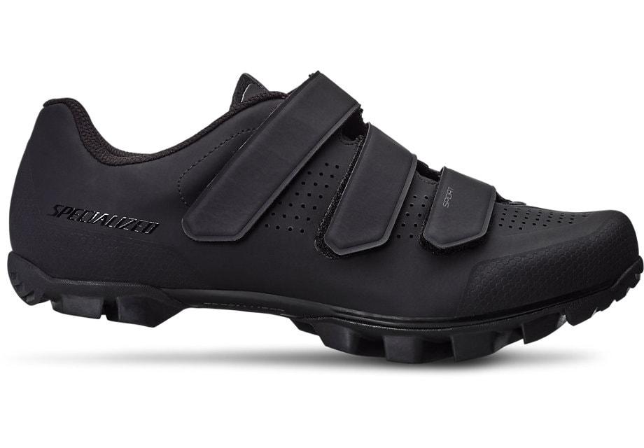 Specialized Sko, Sport MTB, Black