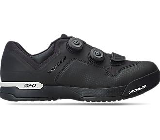 Specialized Sko, 2FO Cliplite MTB, Black