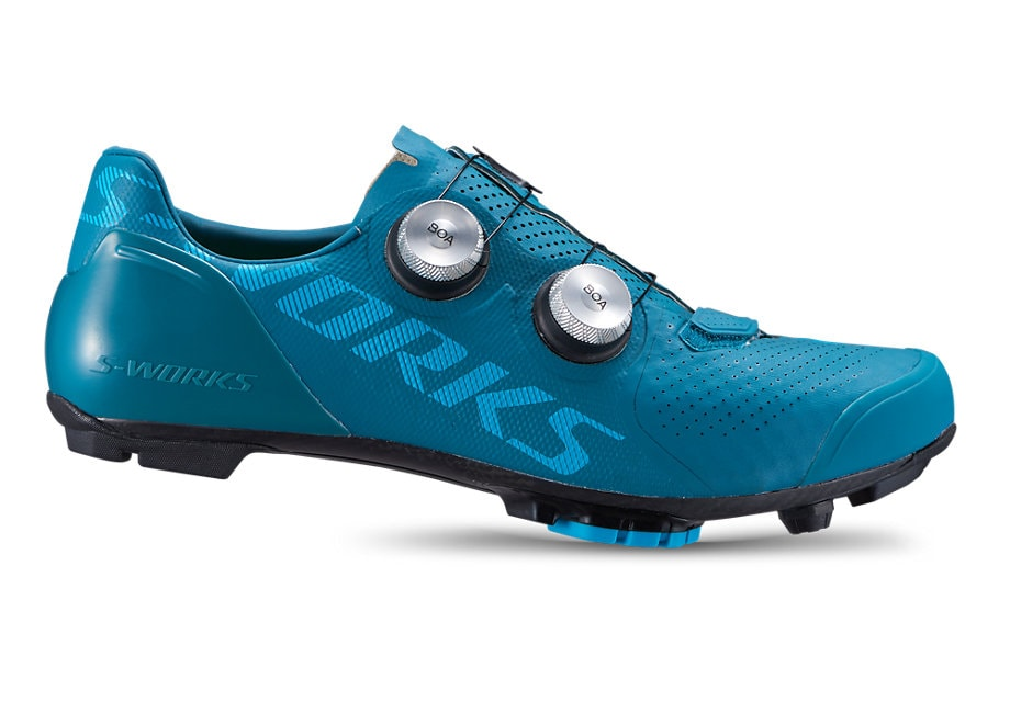 Specialized Sko, Recon S-Works, Dusty Turquoise