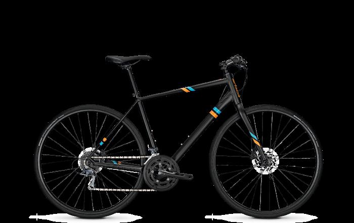 Focus Cykel, Arriba Claris Street, Black