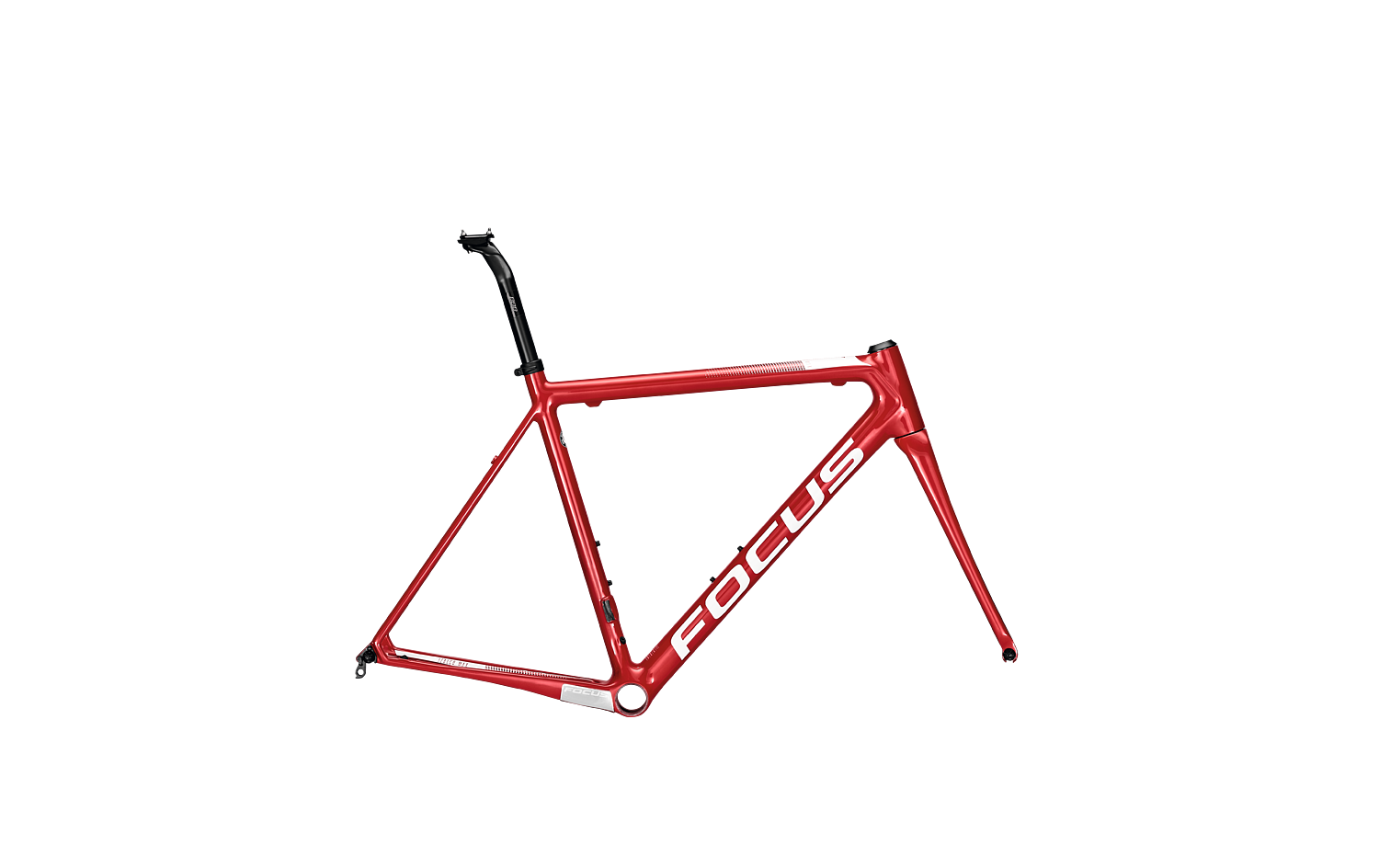 Focus Ram, Izalco Max 2019, Red