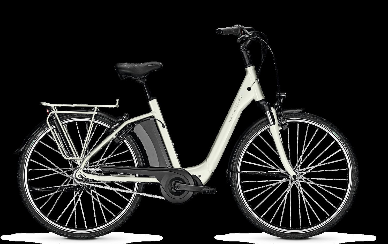 Kalkhoff Cykel, Agattu 3.S Move 2020, Starwhite Glossy