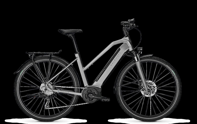 Kalkhoff Cykel, Endeavour 5.B Move 2020, Greymatte
