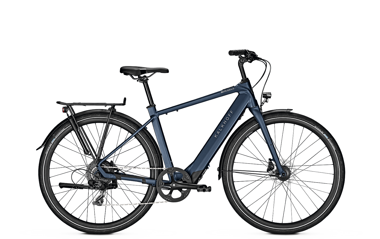 Kalkhoff Cykel, Berleen 5.G Move 2020, Sydneybluematt