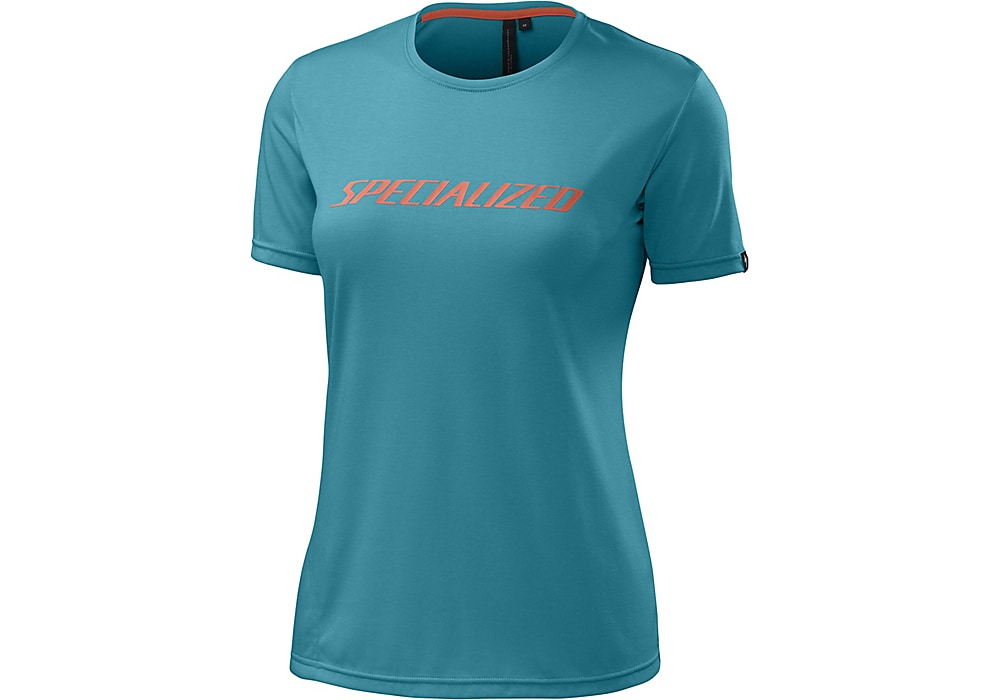 Specialized Tröja, Andorra drirelease® Tee, Turquoise