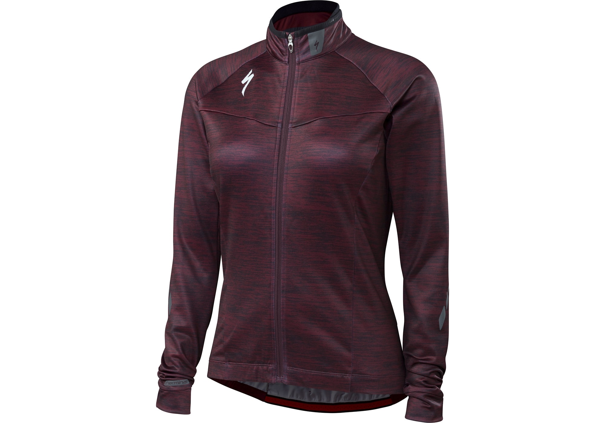 Specialized Tröja, Women´s Therminal LS, Black Ruby