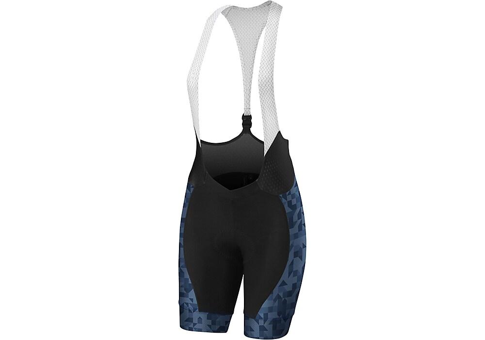 Specialized Byxa, Women's SL Pro Bib Shorts, Cobra Blå
