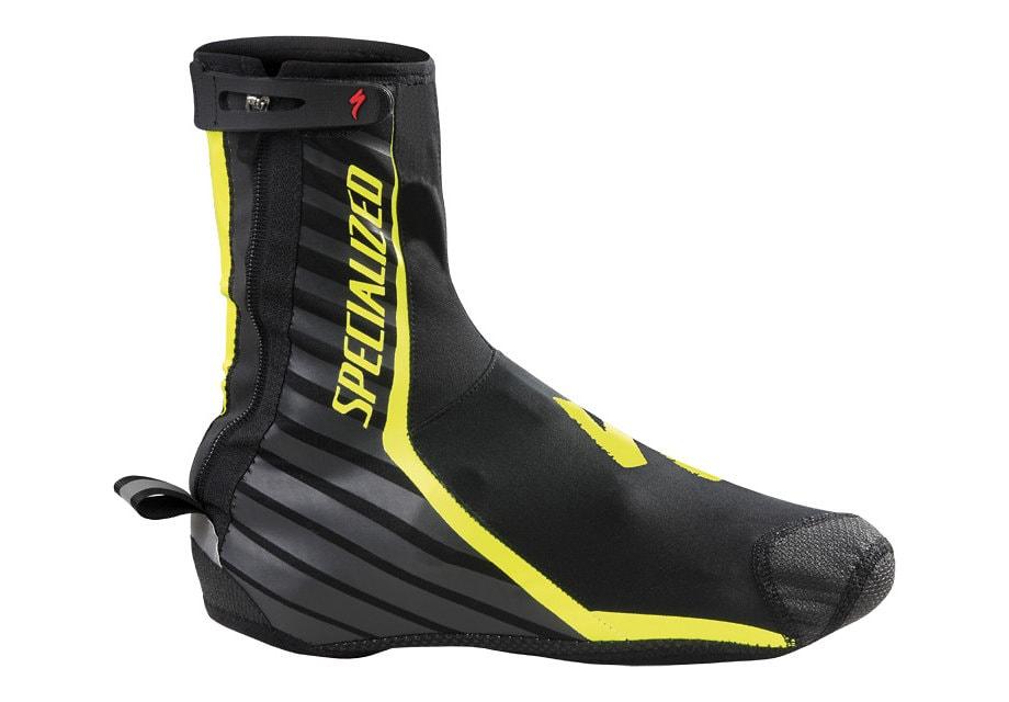 Specialized Skoöverdrag, Deflect Pro, Black/Yellow Fluo