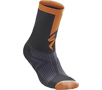 Specialized Socka, SL Elite Winter, Black/Neon Orange