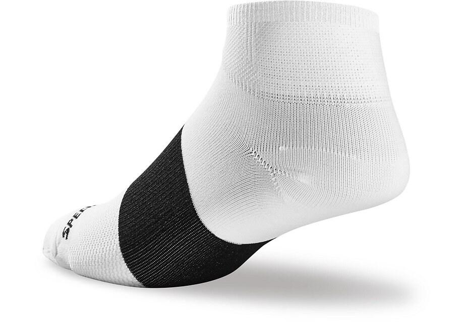 Specialized Sport Women/'s Low Socks3 PackWhiteSize Medium