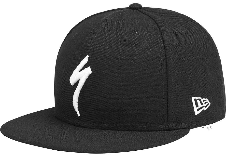 Specialized Keps, New Era 9Fifty Snapback Hat, Black/White