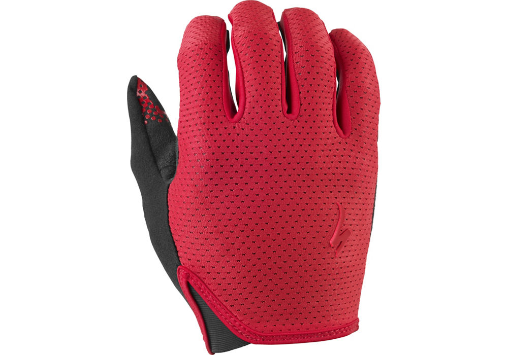 Specialized Handske, Grail, Röd
