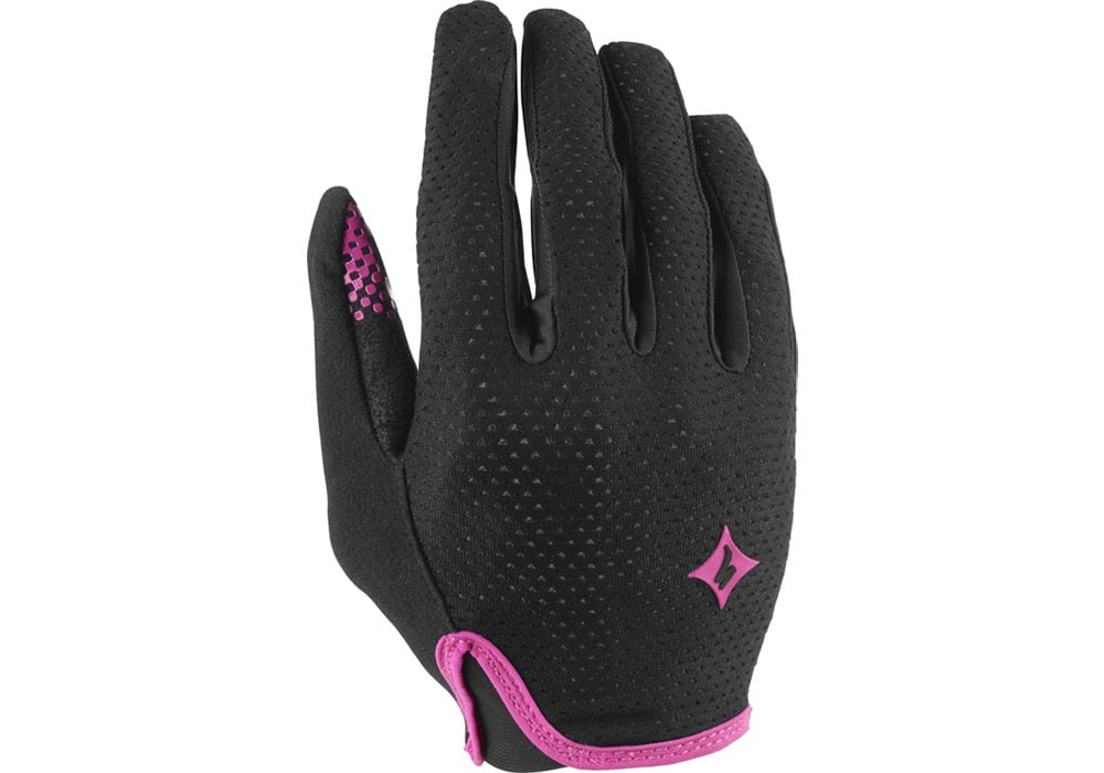 Specialized Handske, Womens Grail LF, Black/Pink