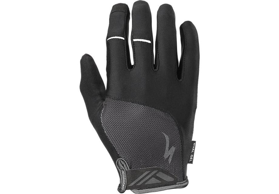 Specialized Handske, BG Dual-Gel LF, Black