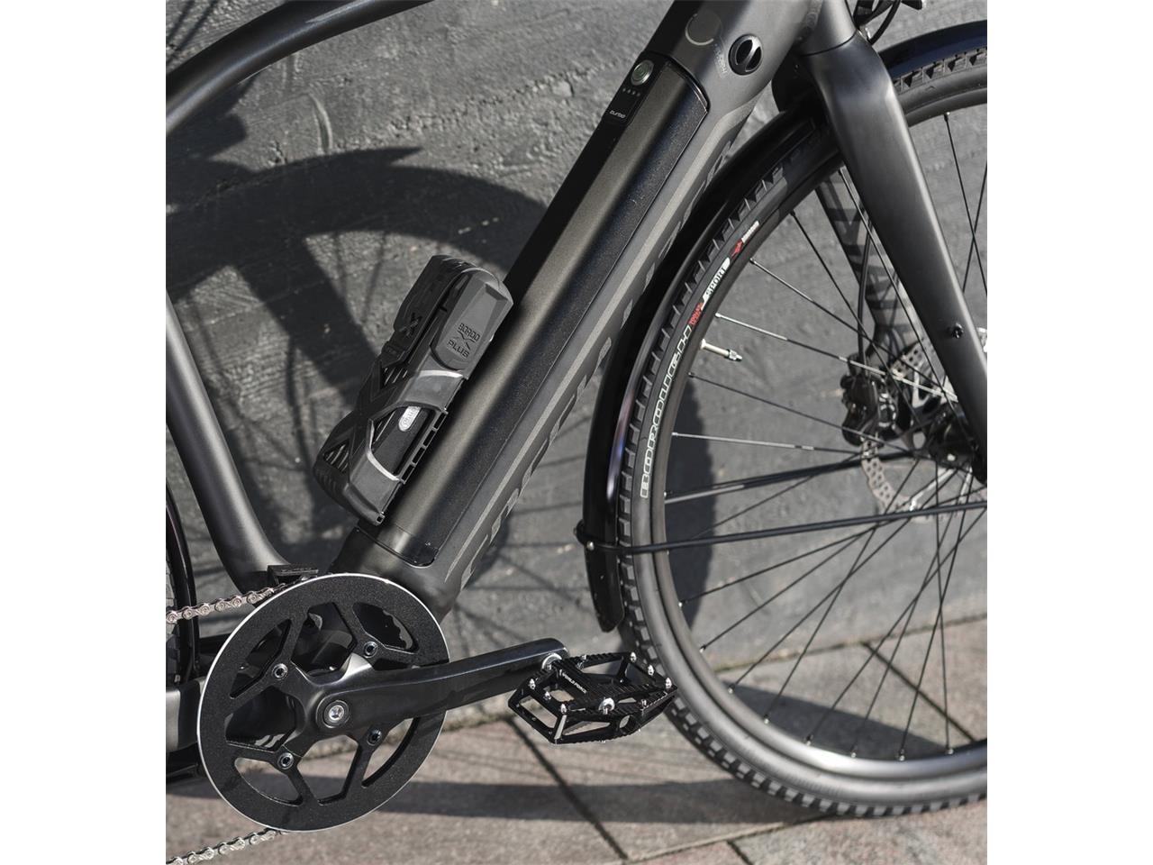 Abus Lås, Bordo Granit X-Plus 6500/85, Svart