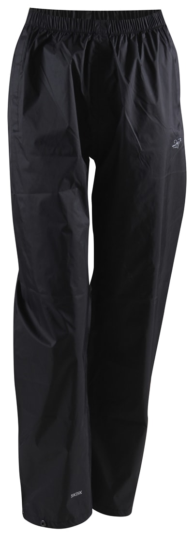 2117 of Sweden Byxa, Womens Eco Rain Pants, Svart