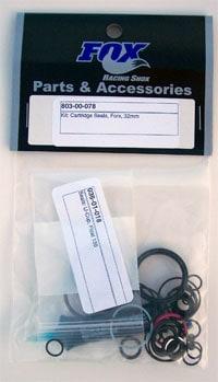 Fox O-ringar, ForxSeal Kit 32mm