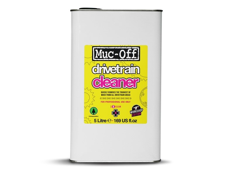 Muc-Off Rengöring, Drivetrain Cleaner 5l