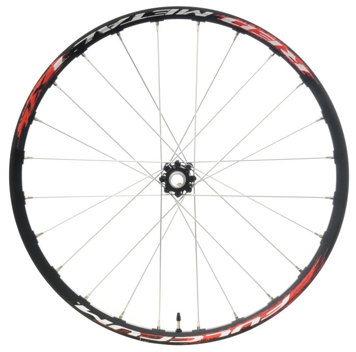 Fulcrum Hjul, Red Metal 1, Disc Center, SET
