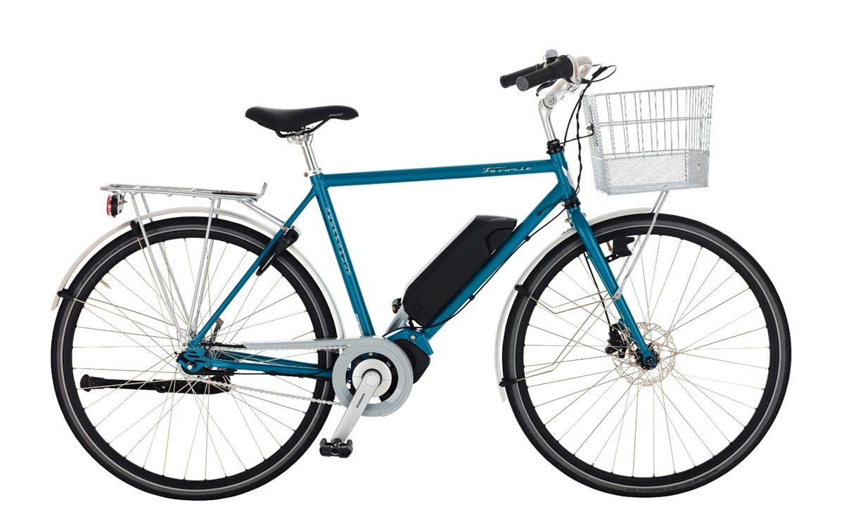 Skeppshult Cykel, Favorit EL 7, Himmel Matt