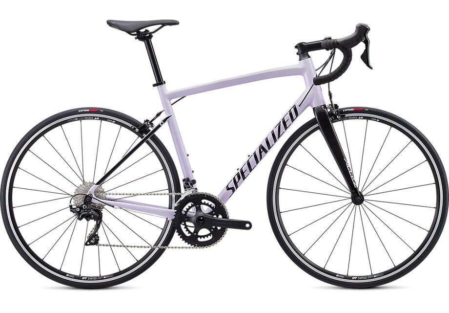 Specialized Cykel, Allez Elite 2020, Gloss UV Lilac/Tarmac Black