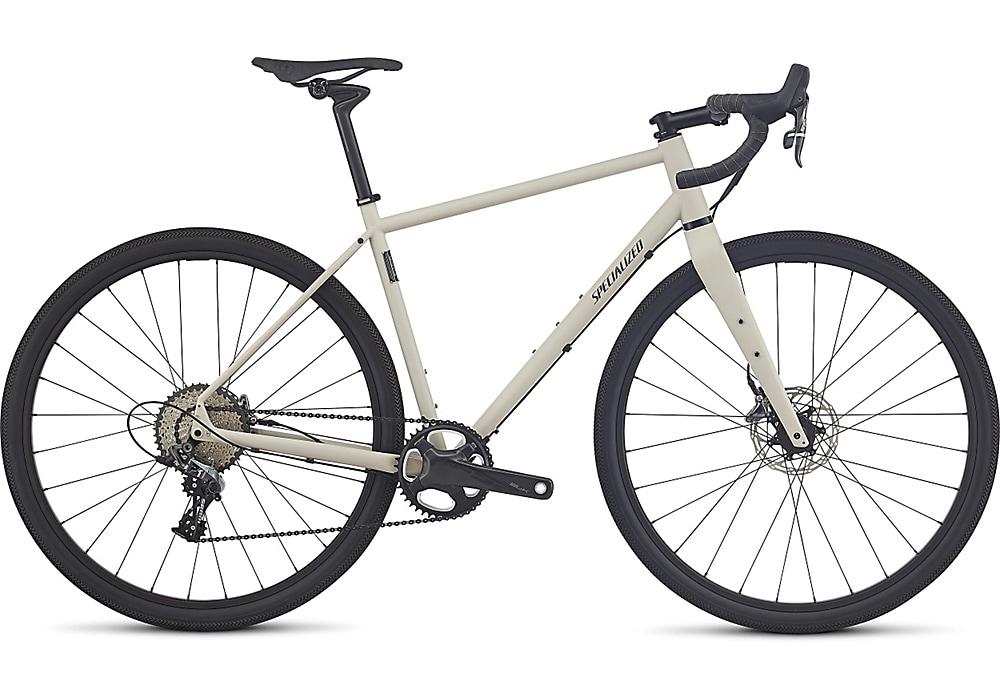 Specialized Cykel, Sequoia Expert 2017, Vit/Svart