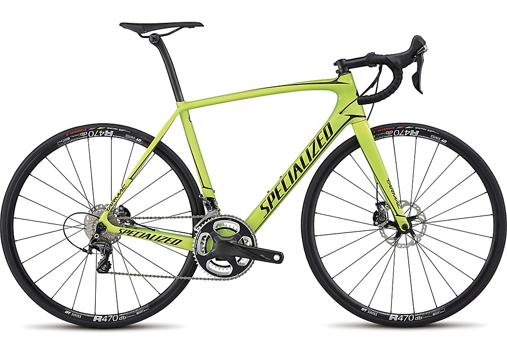 Specialized Cykel, Tarmac Expert Disc 61 2017, Gustav Larsson