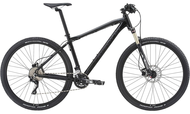 "Principia Cykel, Evoke A7.9 AIR 29"" 2020, Mattsvart"