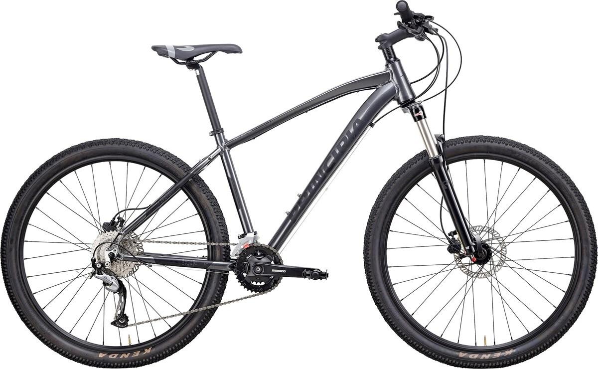 "Principia Cykel, Evoke A5.9 AIR 29"" 2020, Titanium/Svart"
