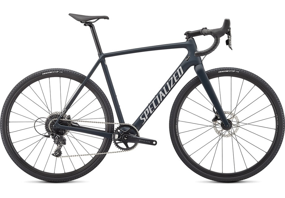 Specialized Cykel, Crux 2021, Forest Green/Flake Silver