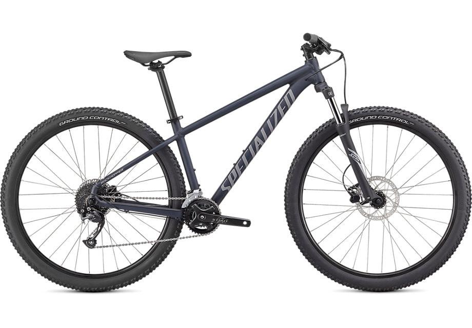 Specialized Cykel, Rockhopper Sport 27.5 2021, Satin Slate/Cool Grey