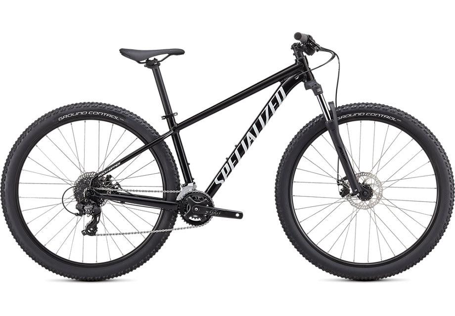 Specialized Cykel, Rockhopper 29 2021, Gloss Tarmac Black/White