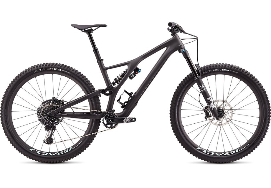 Specialized Cykel, Stumpjumper Evo Pro 29 2020, SATIN CARBON / MINT