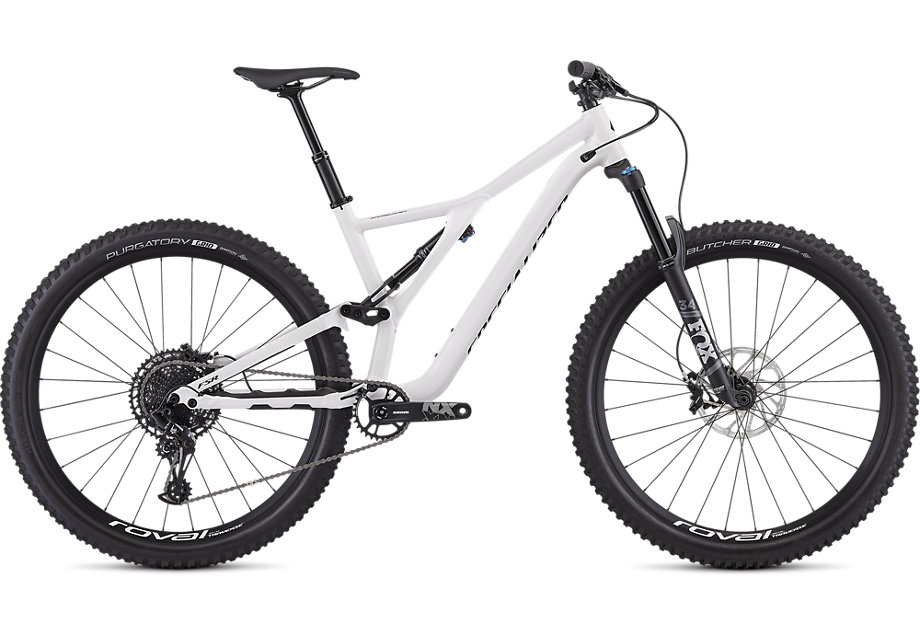 Specialized Cykel, Stumpjumper Comp Alloy 29 – 12-speed 2019, Gloss White/Tarmac Black