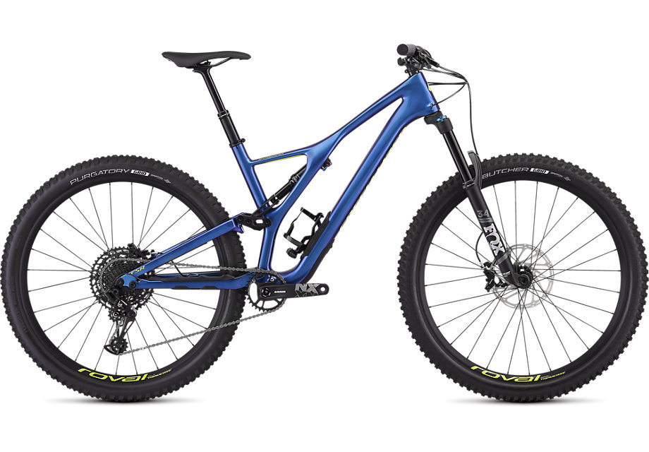 Specialized Cykel, Stumpjumper Comp Carbon 29 – 12-speed 2019, Gloss Chameleon/Hyper