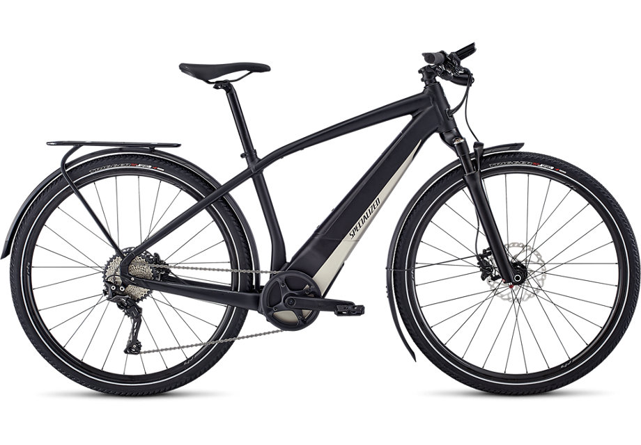 Specialized Cykel, Turbo Vado 4.0 2019, Satin Black Platinum