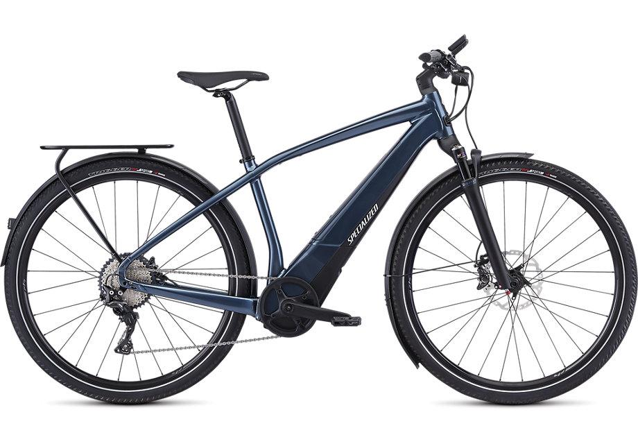 Specialized Cykel, Turbo Vado 5.0 2019, Cast Battleship/Black/Chrome